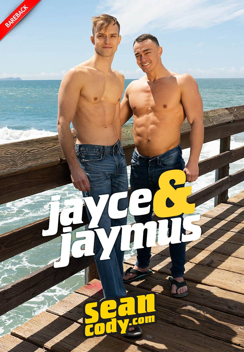 Jaymus Fucks Jayce (Bareback) at SeanCody