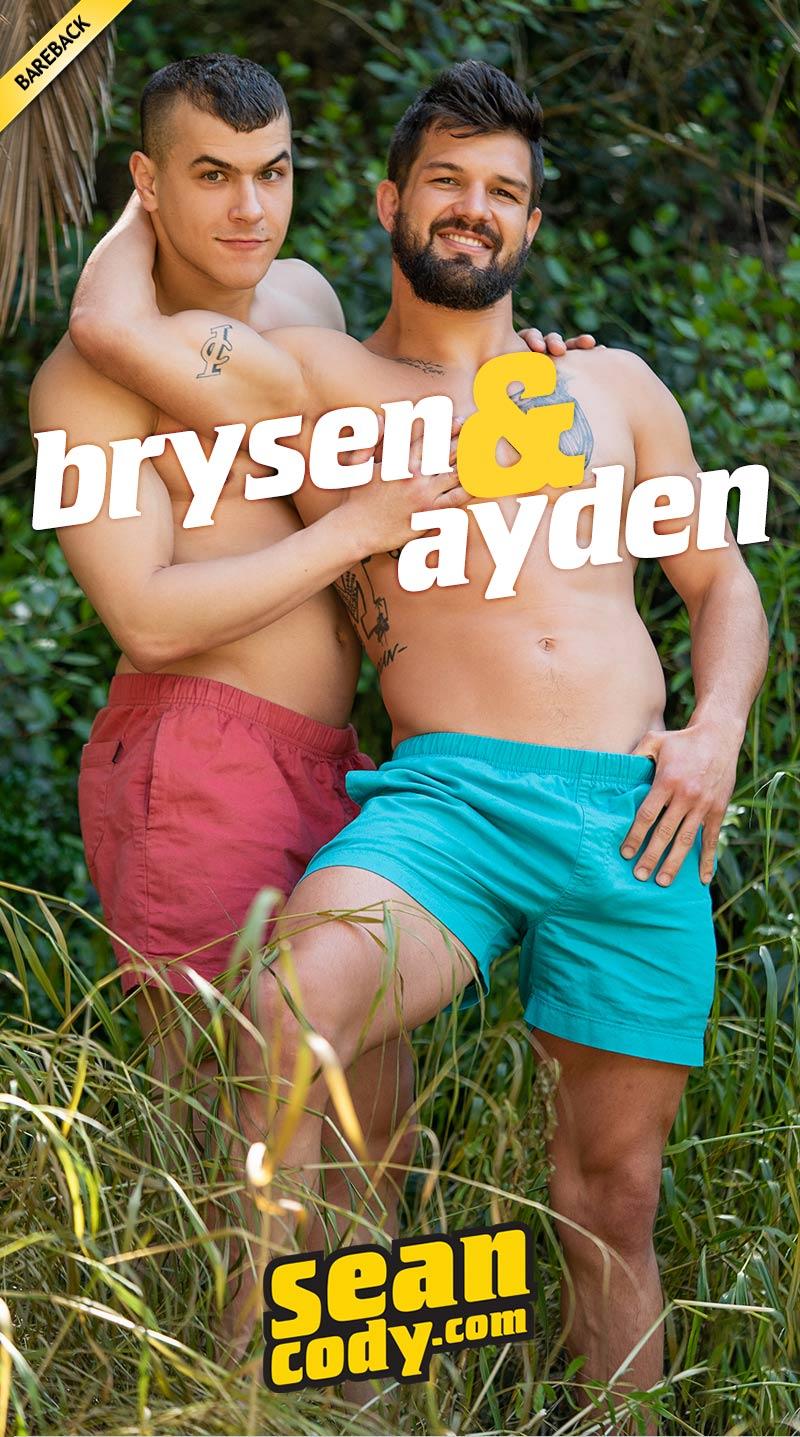 Brysen Fucks Ayden [Bareback] at SeanCody