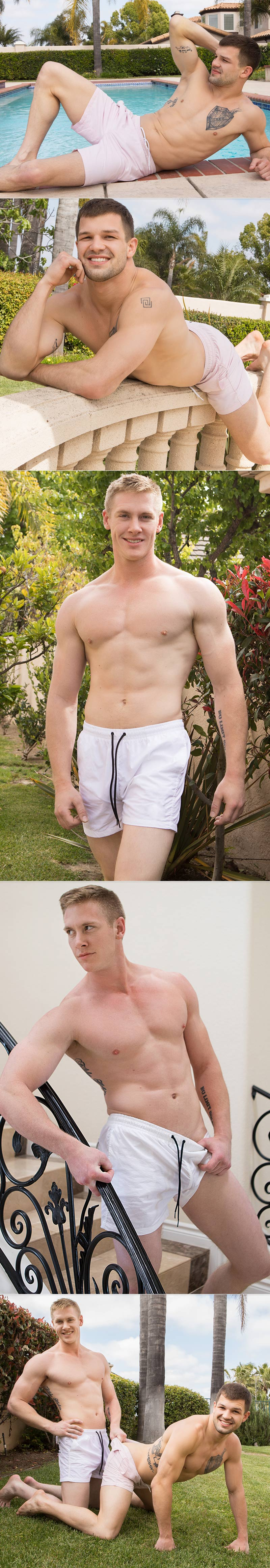 Jax Barebacks Brysen at SeanCody