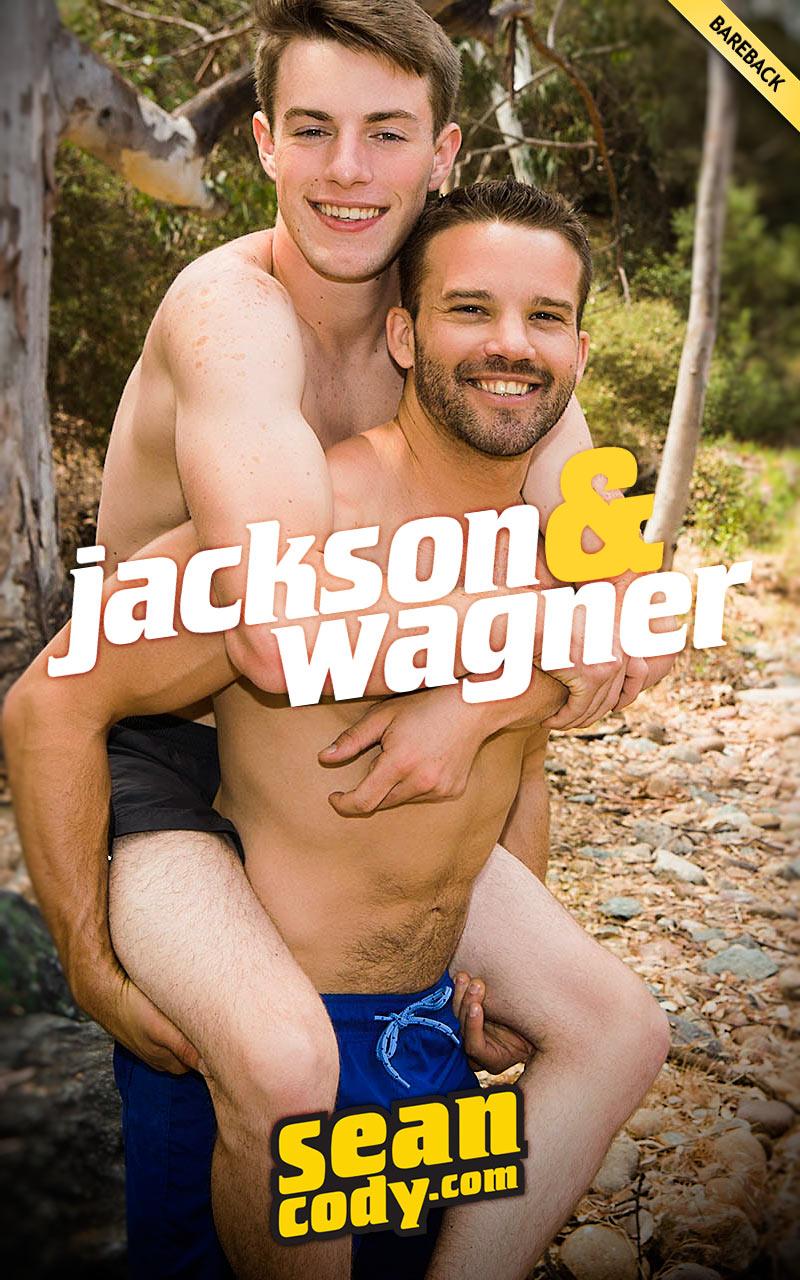 Jackson Fucks Wagner (Bareback) at SeanCody