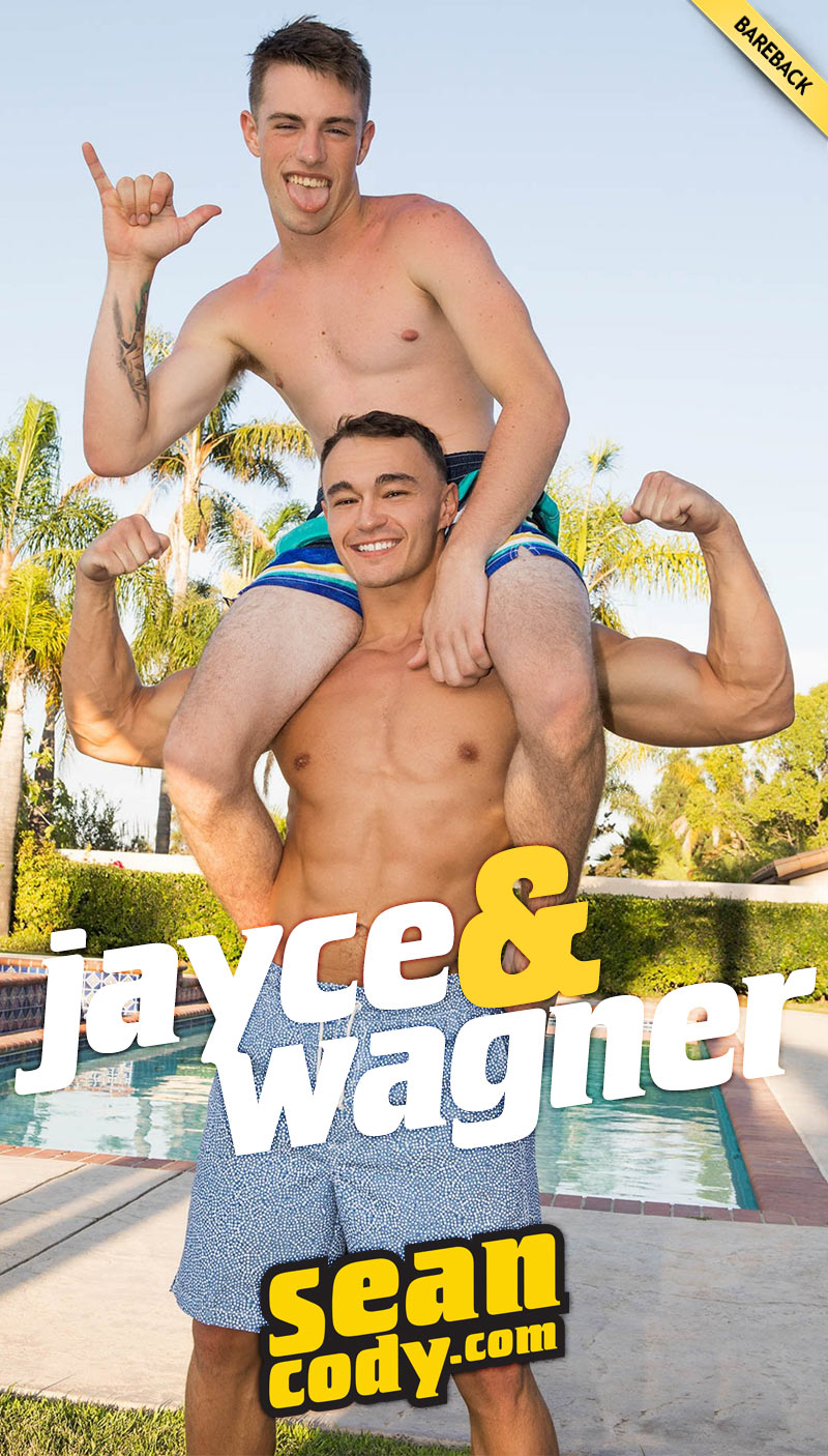 [Early Sean Cody Preview] Jayce Fucks Wagner at SeanCody