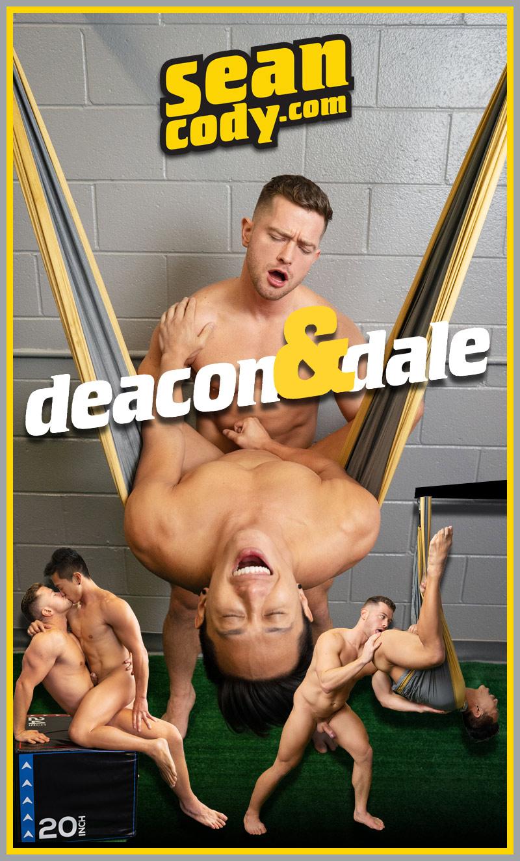 Deacon and Dale - Bareback Cover