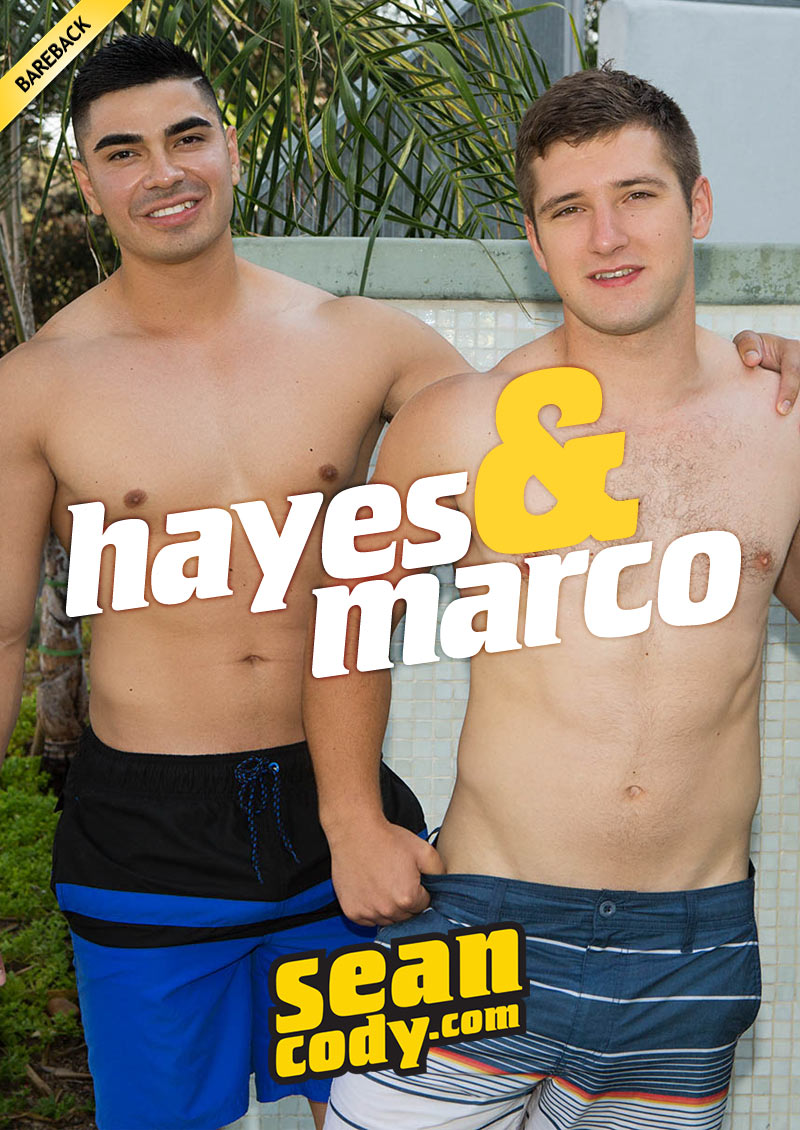 Hayes Fucks Marco (Bareback) at SeanCody