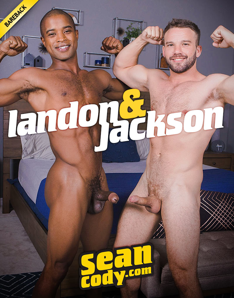 Landon Fucks Jackson (Bareback) at SeanCody