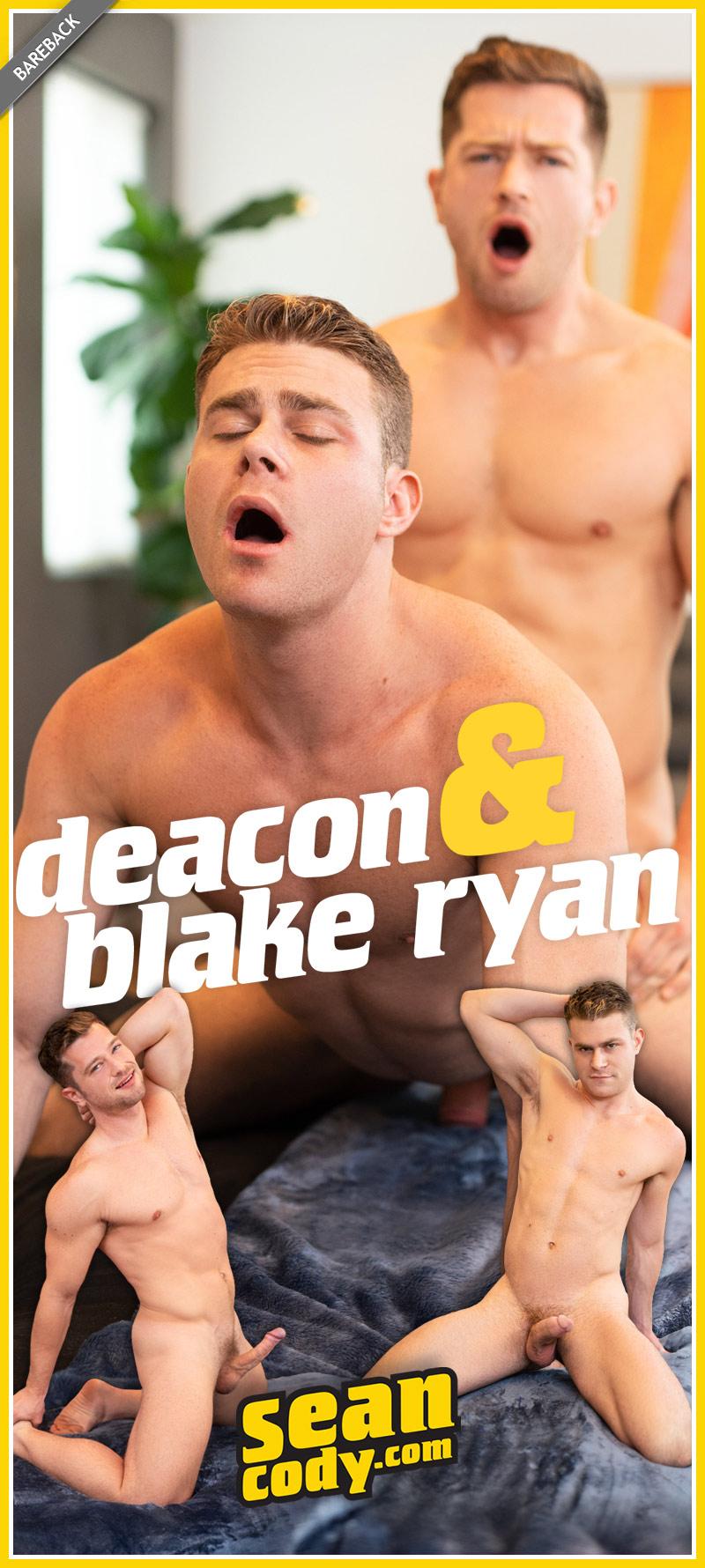 Deacon and Blake - Bareback Cover