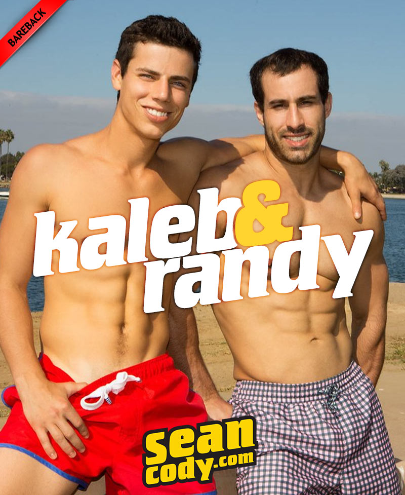 Randy and Kaleb at SeanCody