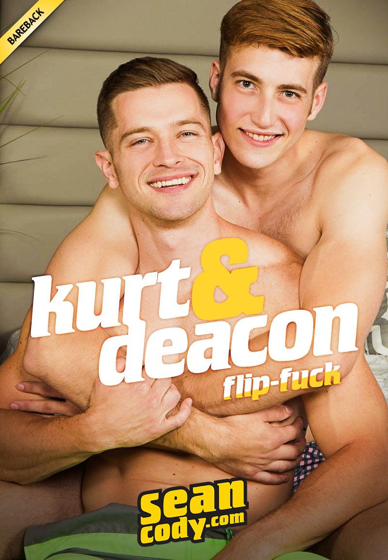 Kurt and Deacon Flip-Fuck (Bareback) at SeanCody