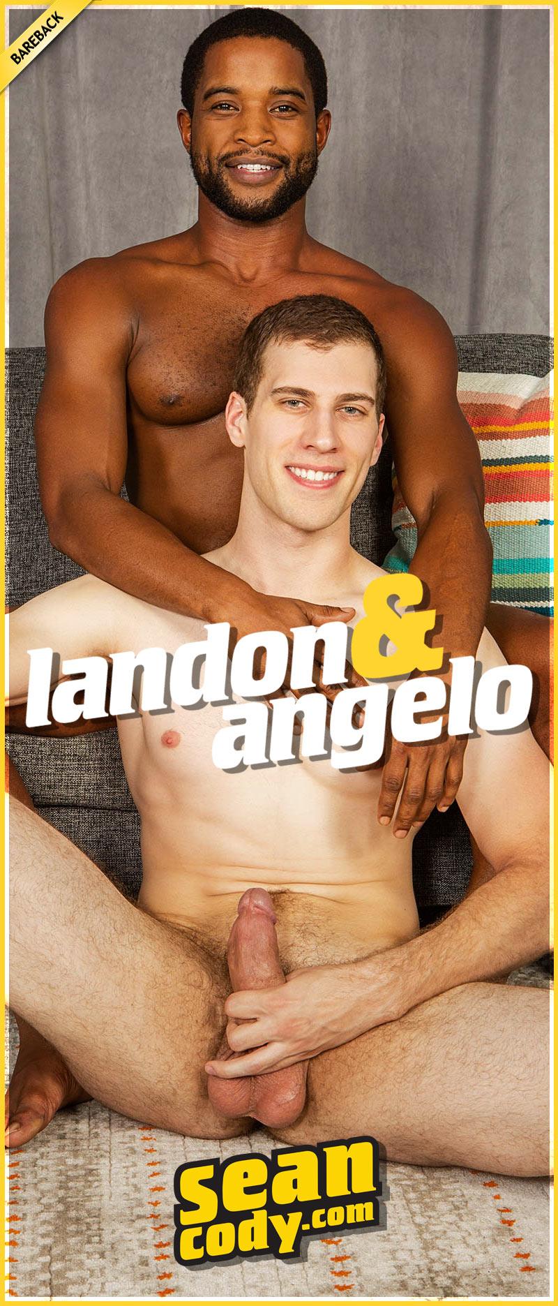 Landon Fucks Angelo (Bareback) at SeanCody