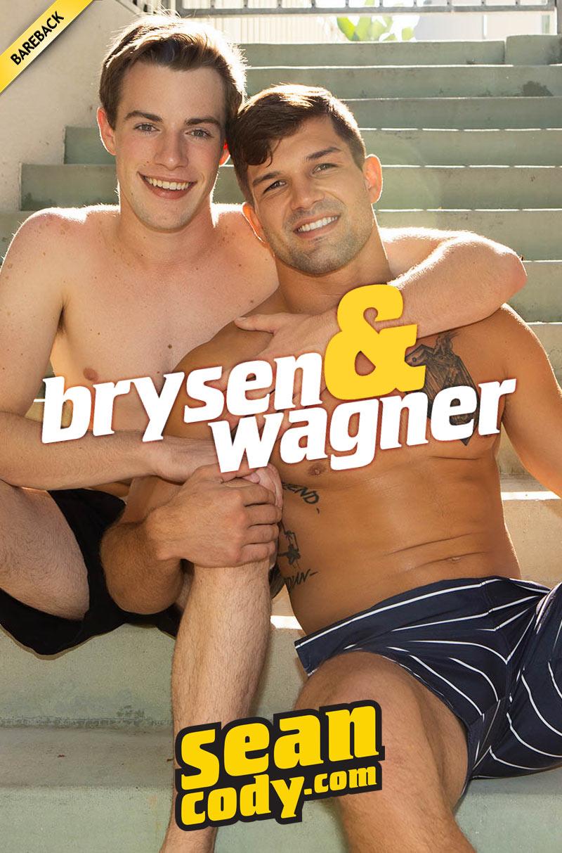 Brysen Fucks Wagner (Bareback) at SeanCody