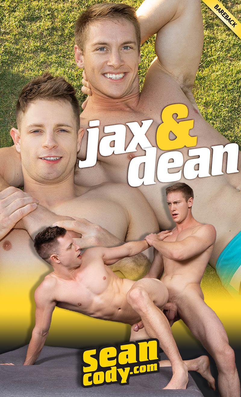 Jax Fucks Dean (Bareback) at SeanCody