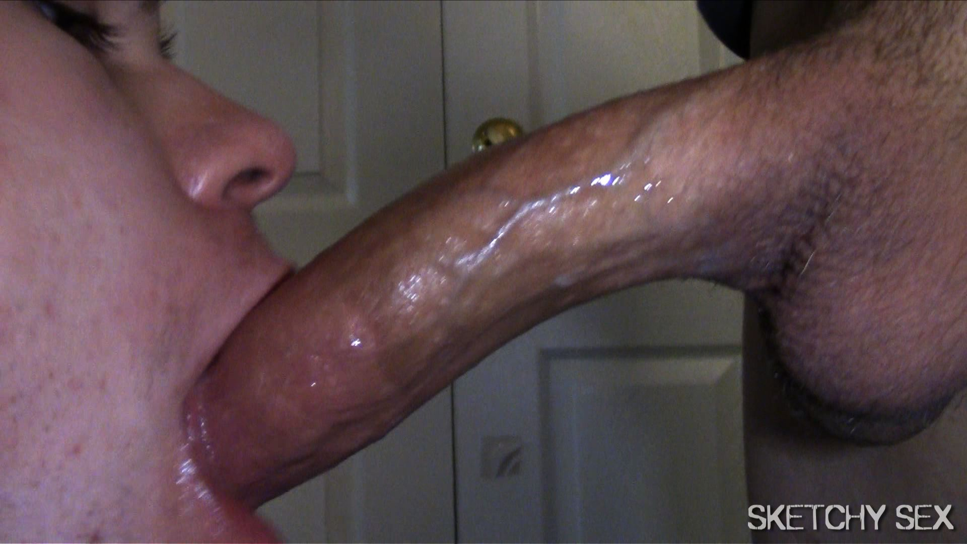 SEED OF ADDICTION (Bareback) at SketchySex.com