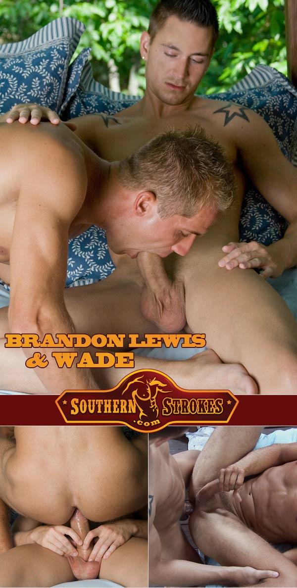 Brandon Lewis & Wade at Southern Strokes