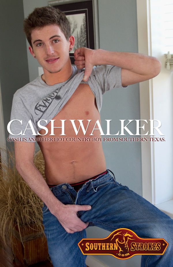 Cash Walker at Southern Strokes