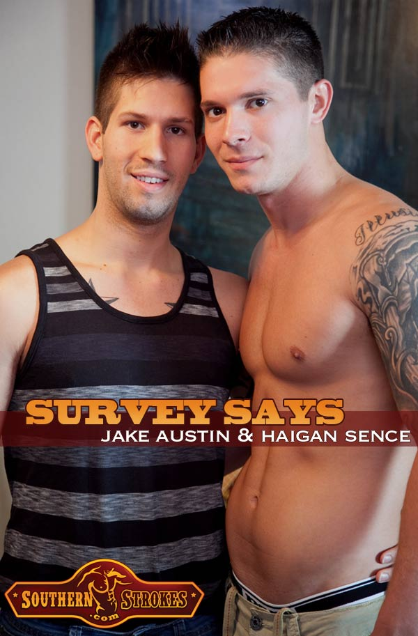 Jake Austin & Haigan Sence (Survey Says) at Southern Strokes