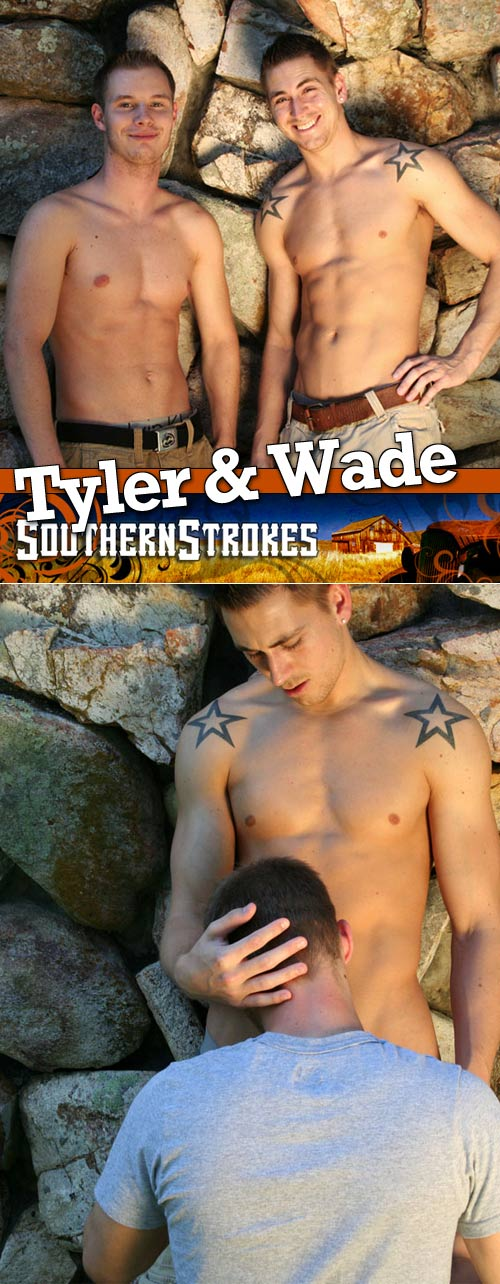 Tyler and Wade at Southern Strokes