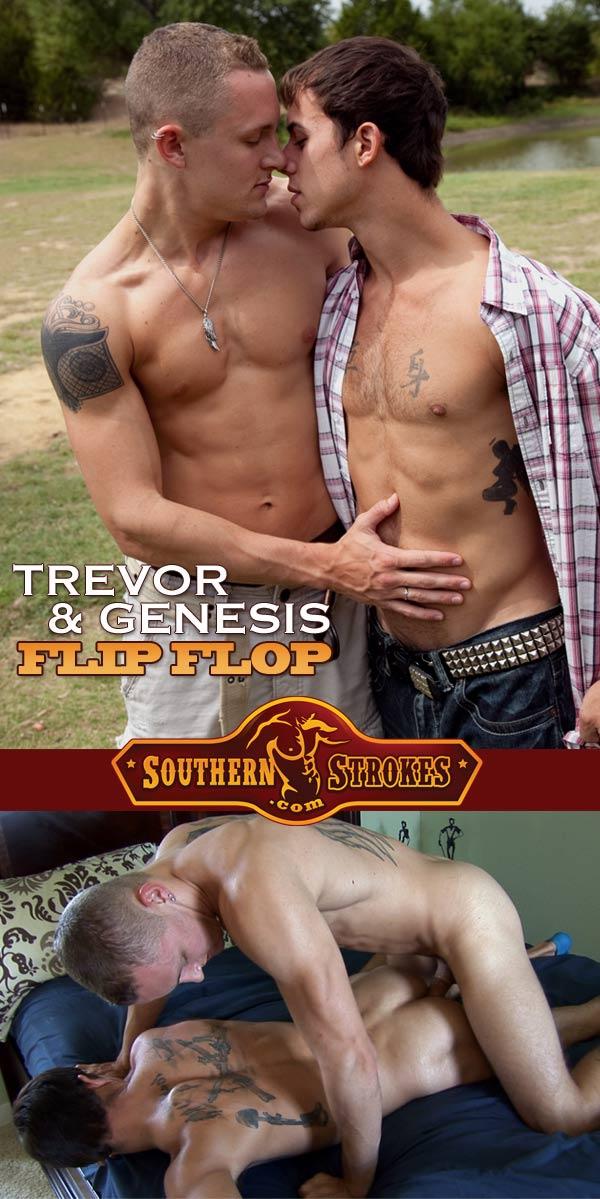 Trevor Laster & Genesis (Flip Flop) at Southern Strokes