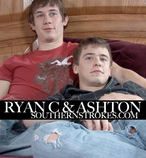 Ryan C & Ashton at Southern Strokes