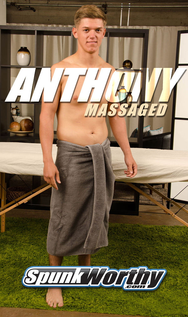 Anthony's Massage at SpunkWorthy.com