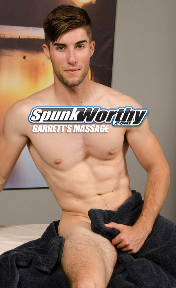 Garrett's Massage at SpunkWorthy.com