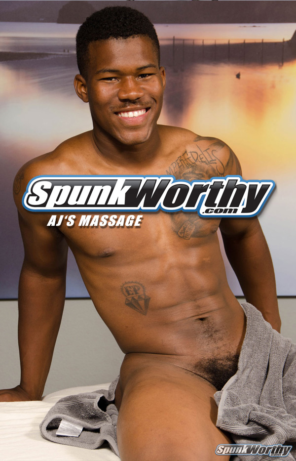 AJ's Massage at SpunkWorthy.com
