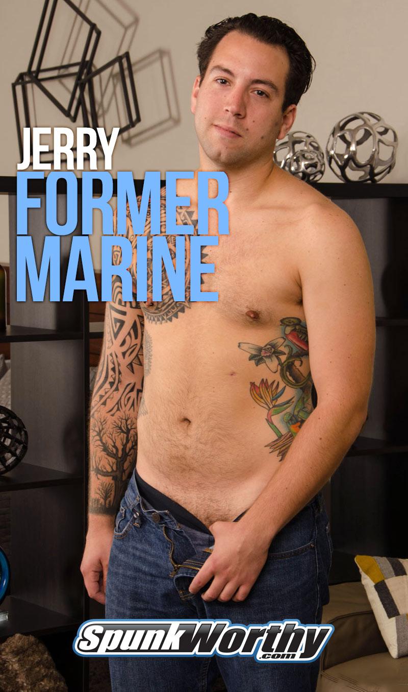 Jerry (Former Marine) at SpunkWorthy.com