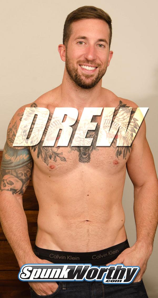 Drew (Tatted Thrill-seeker) at SpunkWorthy.com