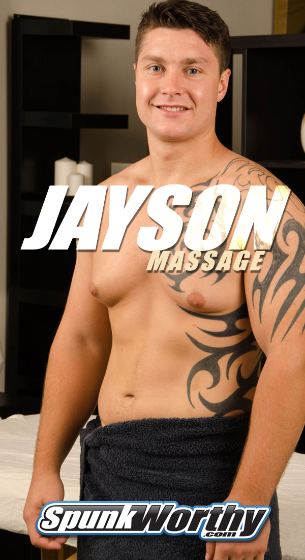 Jayson's Massage at SpunkWorthy.com