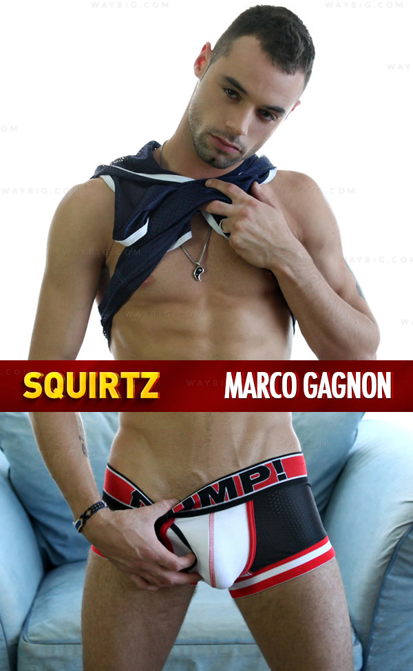 Marco Gagnon at Squirtz.com
