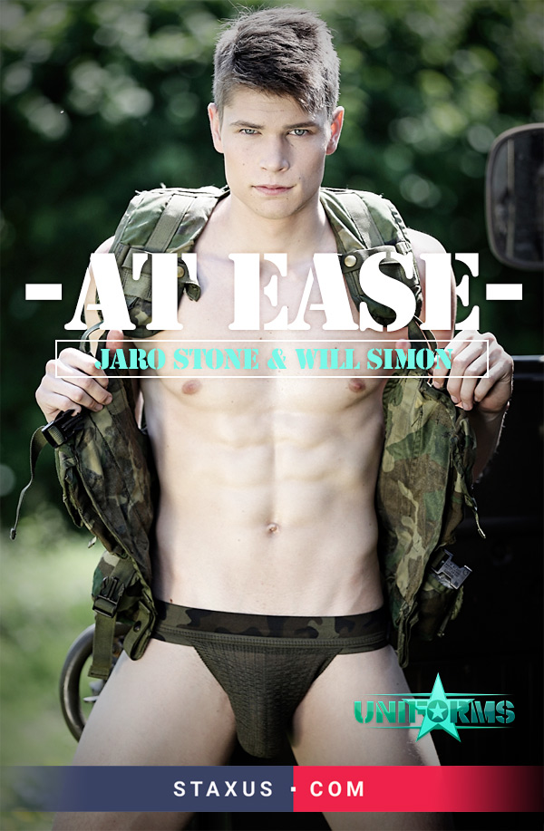 At Ease (Jaro Stone & Will Simon) (Scene 3) at Staxus