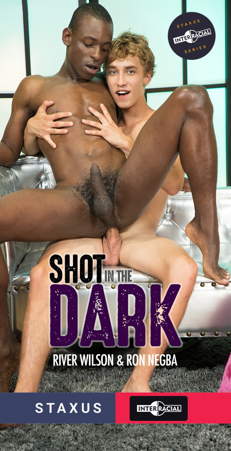 Shot in the Dark (River Wilson and Ron Negba Flip-Fuck) (Scene 3) at Staxus