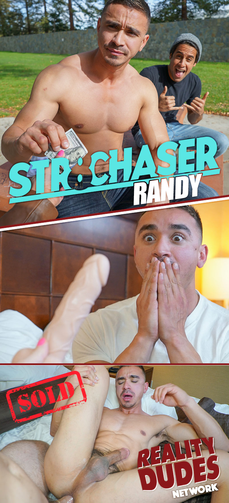 Randy Dixon (Bait and Switch 2) at Str8 Chaser