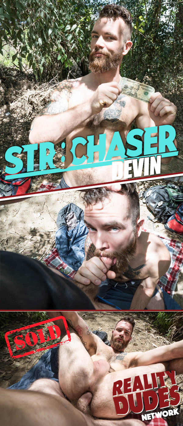 Devin (He Showed Me What He Was Packin' For a Few Bucks) at Str8 Chaser