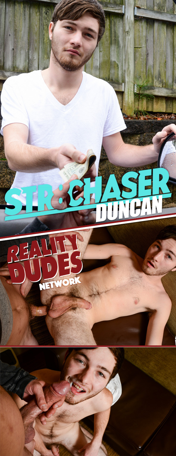 Duncan (Money In Exchange For Favors) at Str8 Chaser