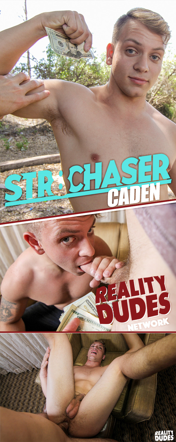 Caden (Drives A HARD Bargain) at Str8 Chaser