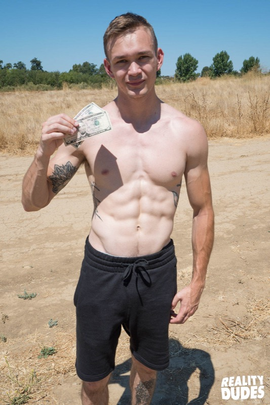 Jackson Traynor (Money Flowing, Inhibitions Going) at Str8 Chaser