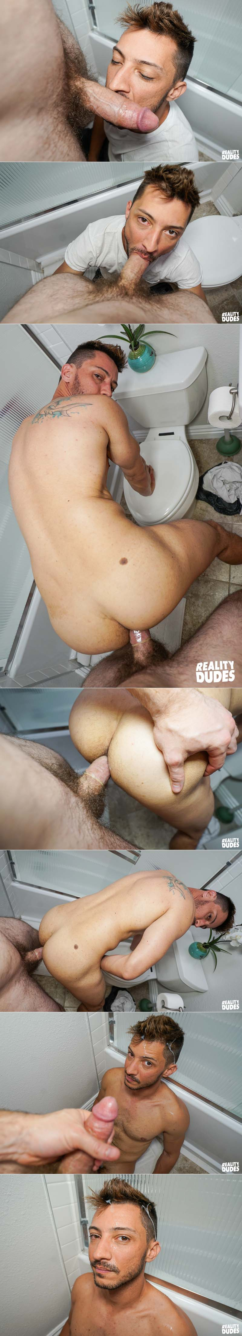 Jack (Takes Cock Like a Champ) at Str8 Chaser