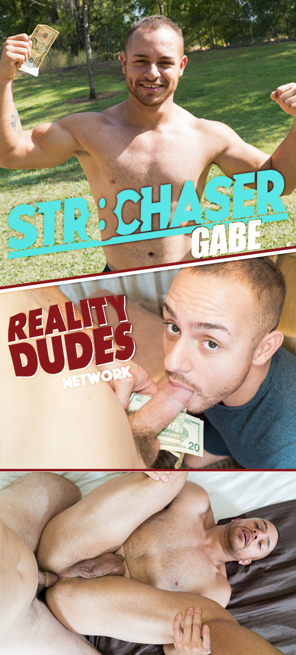 Gabe (Extra Cash For a Hot Young Construction Worker) at Str8 Chaser