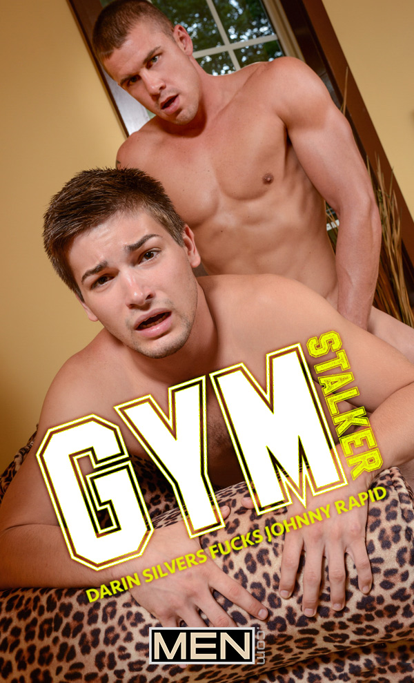 Gym Stalker (Darin Silvers Fucks Johnny Rapid) at Str8 To Gay