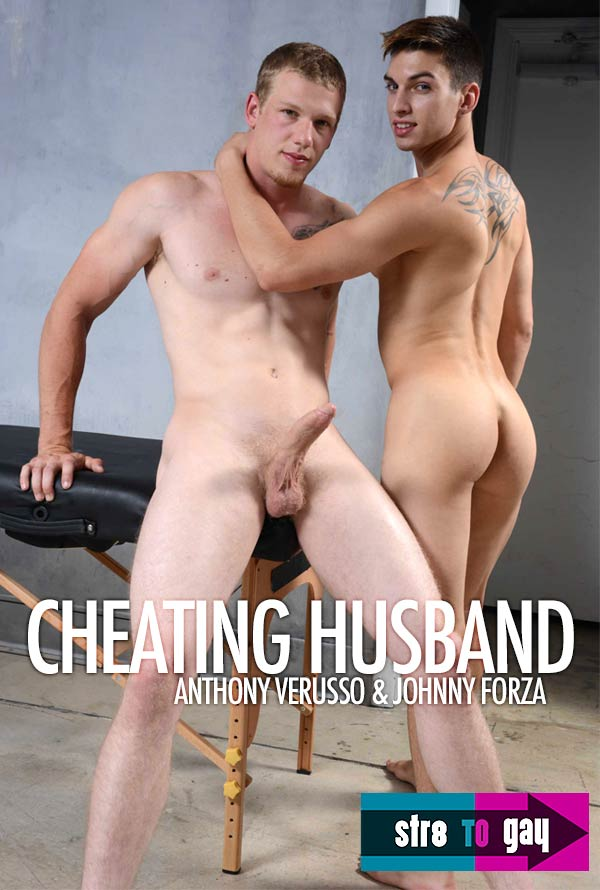 Cheating Husband (Anthony Verusso & Johnny Forza) (Part 1) at Men.com