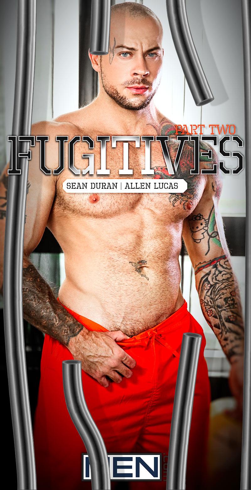 Fugitives, Part 2 (Sean Duran Fucks Allen Lucas) at Str8 To Gay