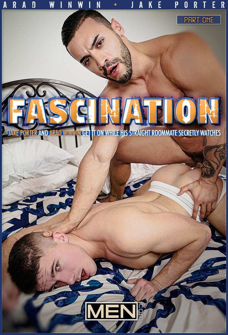 FASCINATION, Part 1 (Arad Winwin Fucks Jake Porter) at Str8 To Gay