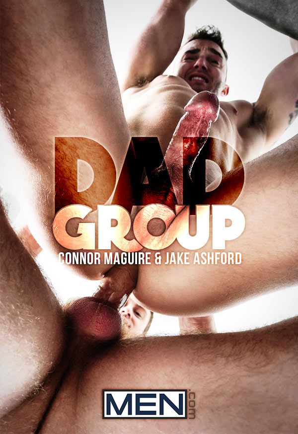 Dad Group (Connor Maguire Fucks Jake Ashford) (Part 1) at Str8 To Gay