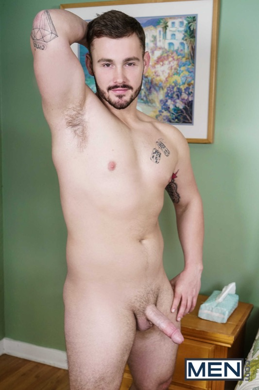Chicken Soup for the Cock (Trevor Long Fucks Nate Grimes) at Str8-To-Gay