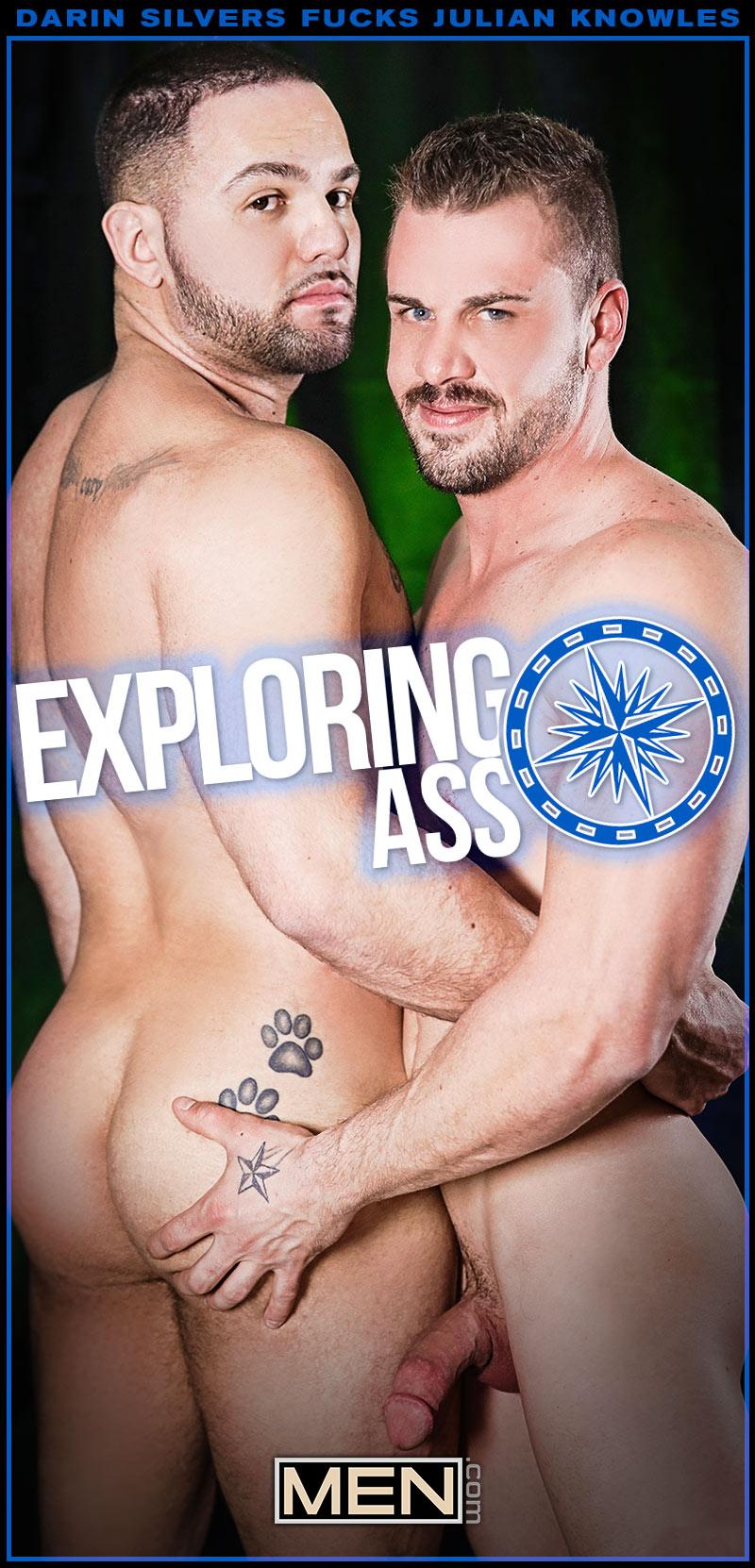 Exploring Ass (Darin Silvers Fucks Julian Knowles) at Str8 To Gay