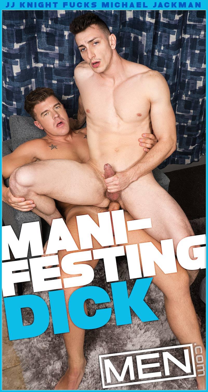 Manifesting Dick (JJ Knight Fucks Michael Jackman) at MEN.com