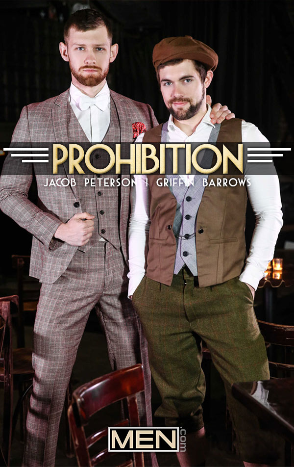 Prohibition (Griffin Barrows Fucks Jacob Peterson) (Part 2) at Str8-To-Gay