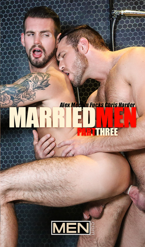 Married Men (Alex Mecum Fucks Chris Harder) (Part 3) at Str8 To Gay