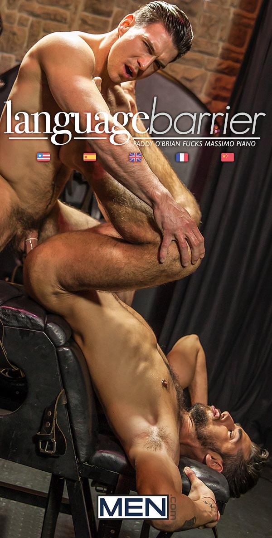 Language Barrier (Paddy O'Brian Fucks Massimo Piano) (Part 1) at Str8 To Gay