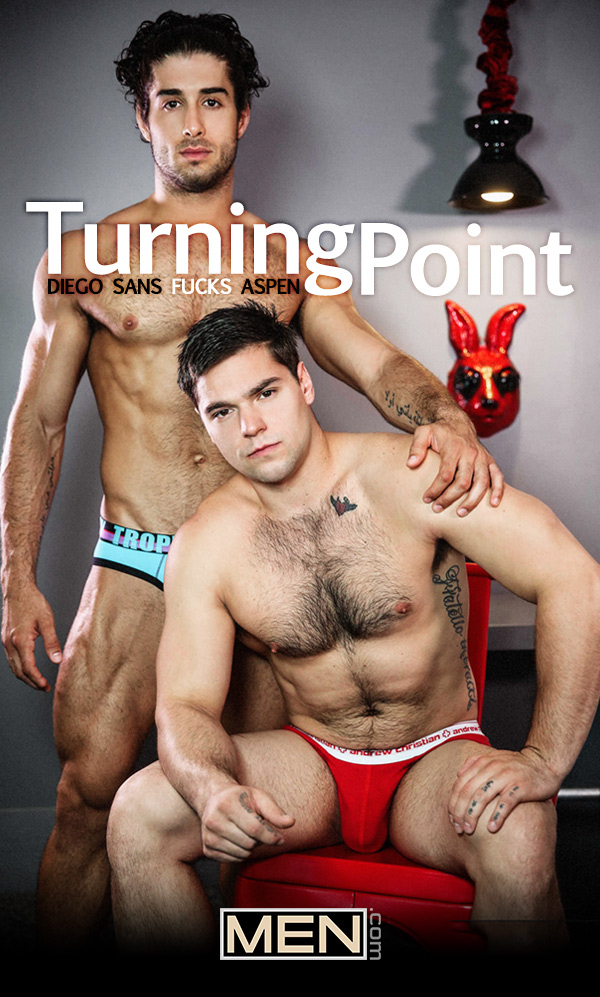Turning Point (Diego Sans Fucks Aspen) (Part 4) at Str8 To Gay