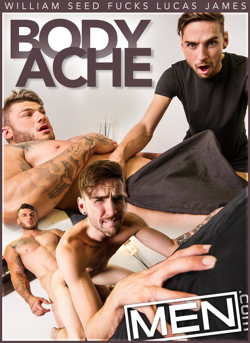 Body Ache (William Seed Fucks Lucas James) at Str8 To Gay